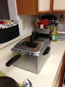 My awesome deep fryer